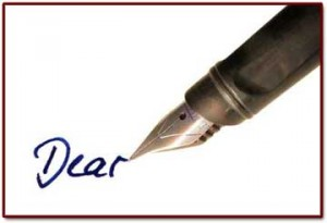 Rainmaking Recommendation #29:  The Power of the Handwritten Note